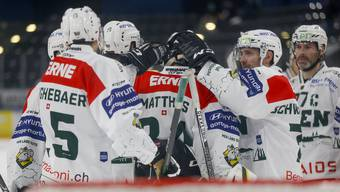Eishockey, Swiss League: EVZ Academy - EHC Olten (14.10)