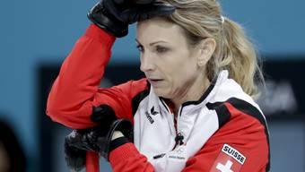 Skip Silvana Tirinzoni führt ihr Team weiterhin auf Topniveau
