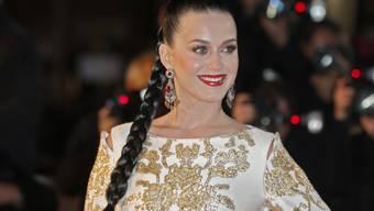 Nimmt Betablocker gegen Lampenfieber: Katy Perry (Archiv)