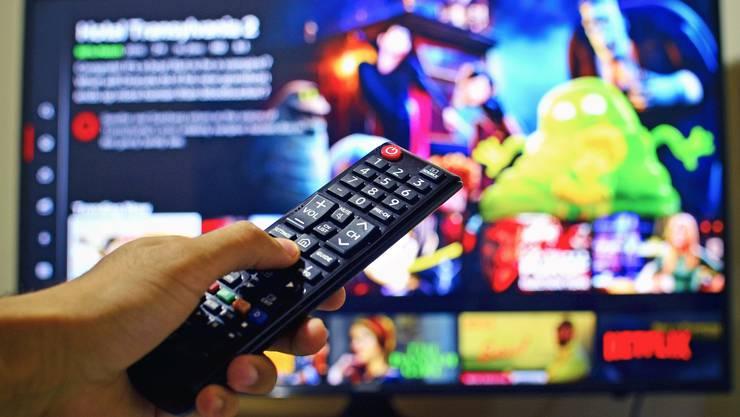 Spätestens 2024 werde das Schweizer Netflix verfügbar sein. (Symbolbild)