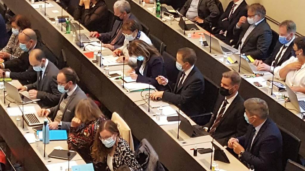 Der Bündner Grosse Rat zieht für die nächste Session um