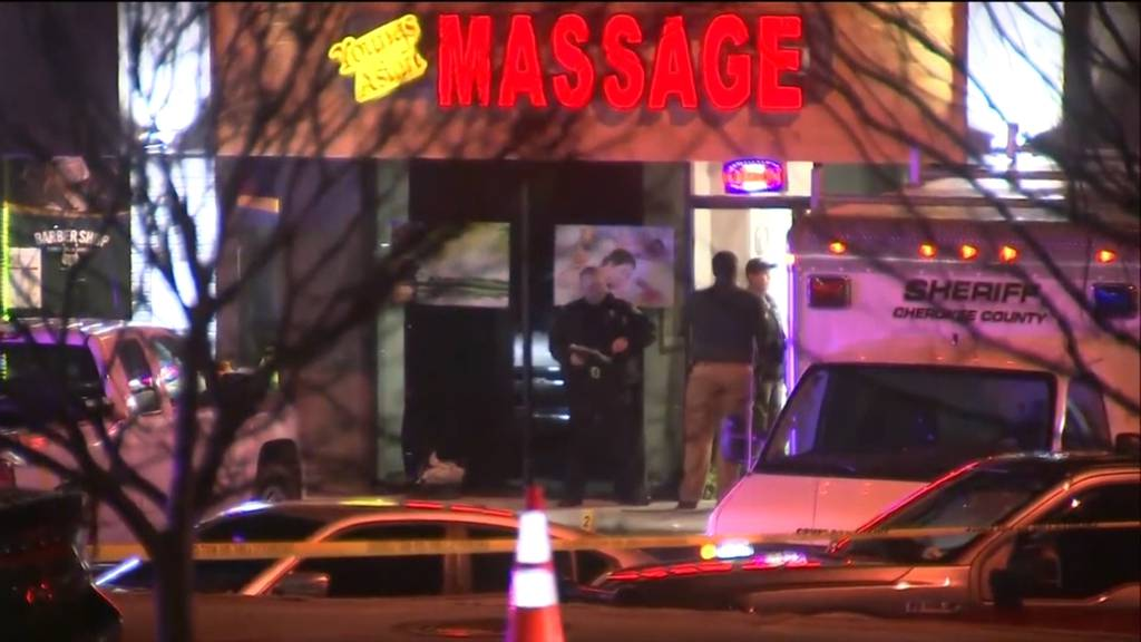 Atlanta (USA): Acht Menschen in Massage-Salons erschossen