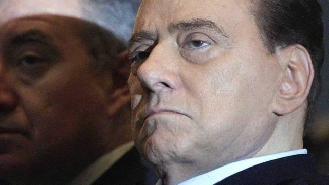 Im Visier der italienischen Justiz: Regierungschef Silvio Berlusconi (Archiv)
