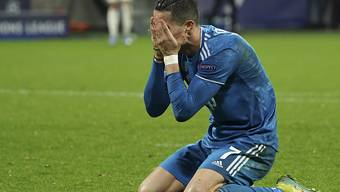 Juventus' Cristiano Ronaldo befindet sich auf Madeira in Quarantäne