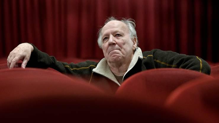 Filmregisseur Werner Herzog interessiert die Realität in ihren Extremen.