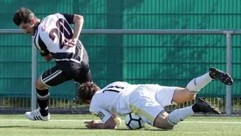 Die Black Stars besiegen die Old Boys im Derby mit 2:0. (Archivbild)