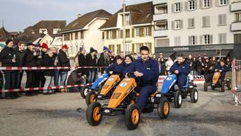 Hilarivormittag 2018 in Solothurn