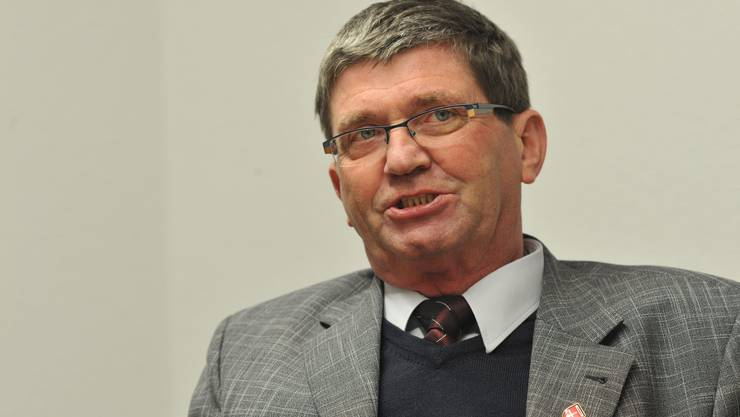 Oensingens Gemeindepräsident Markus Flury.
