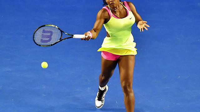 Serena Williams kehrt nach Indian Wells zurück