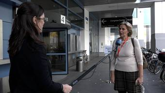 """LDP-Präsidentin Patricia von Falkenstein zu den ersten Resultaten der Regierungsratswahlen Basel-Stadt 2020: """"Stephanie Eymann ist überwältigt"""""""