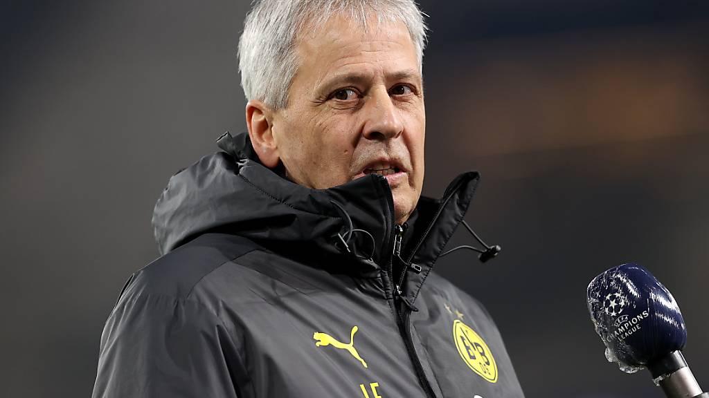 1:1 gegen Lazio reicht Dortmund zum Weiterkommen