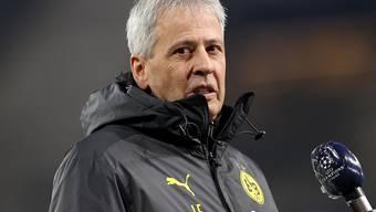 Für Dortmunds Trainer Lucien Favre ist die Champions-League-Gruppenphase kein einfaches Unterfangen
