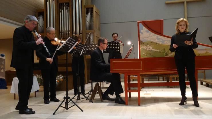 Der Kammermusikkreis Limmattal erhielt viel Zuspruch des Publikums.