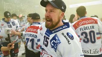 """Mathias Seger war über die Aufnahme in die """"Hall of Fame"""" der IIHF total überrascht"""