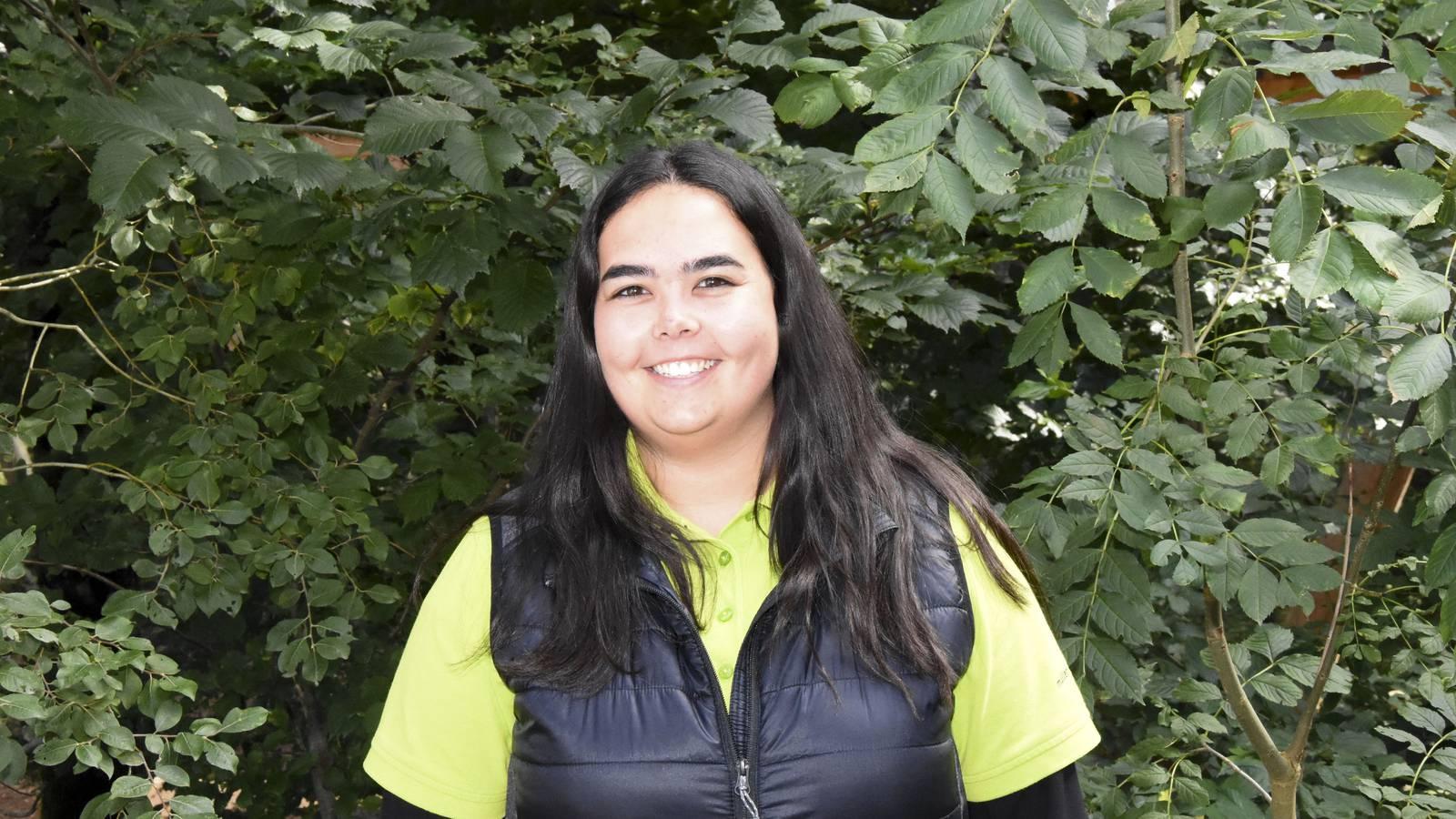 Melanie Anon ist Geschäftsleiterin des Baumwipfelpfades. (© FM1Today)