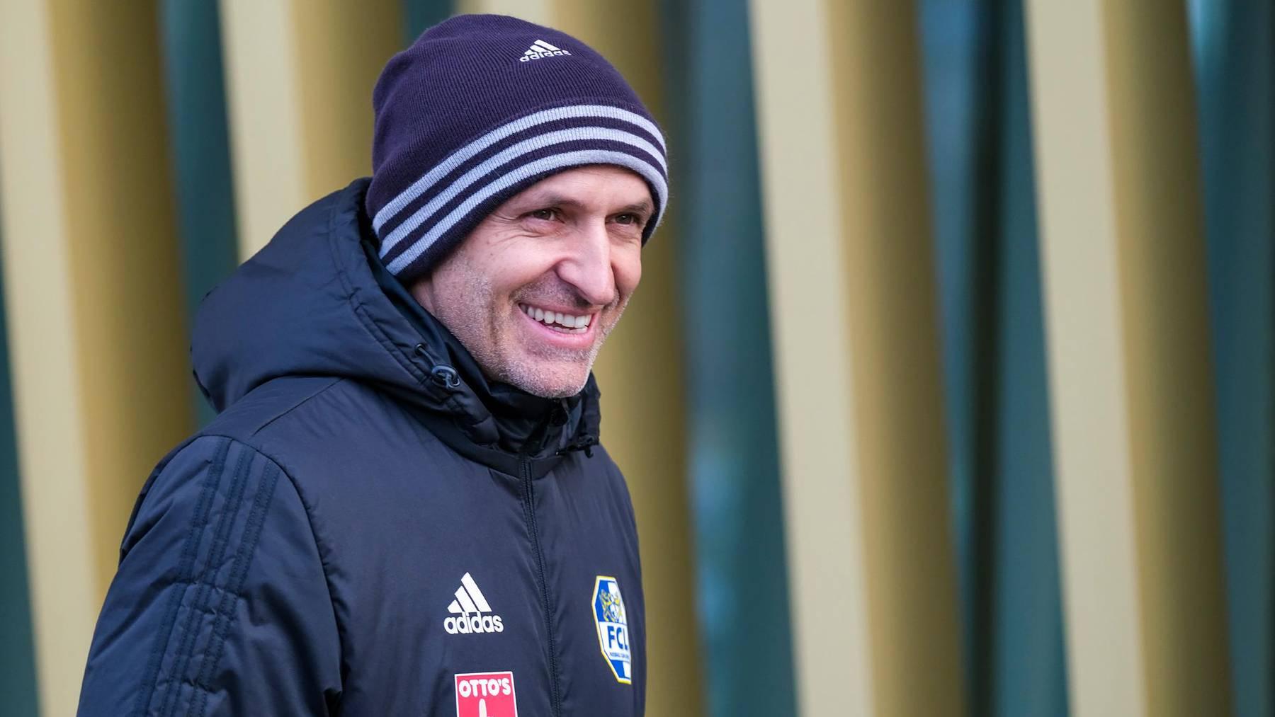 Thomas Häberli wird neuer FCL-Trainer