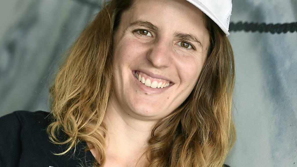 Kann nach dem zweiten Podestplatz in Bansko innert 48 Stunden gut lachen: Alpin-Snowboarderin Patrizia Kummer