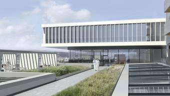Bis 2017 wird die Rehaklinik für insgesamt rund 300 Millionen Franken um- und ausgebaut.