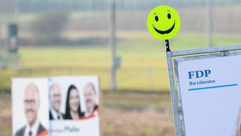 Die Zürcher Wahlen 2015: Grund zur Freude für die bürgerlichen Parteien.