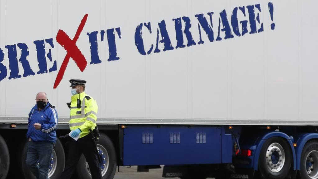 Der Brexit gibt in Grossbritannien weiter zu reden (Symbolbild).