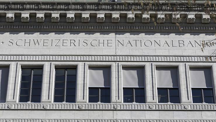 SNB schreibt im ersten Quartal Gewinn von über 30 Milliarden. (Archiv)