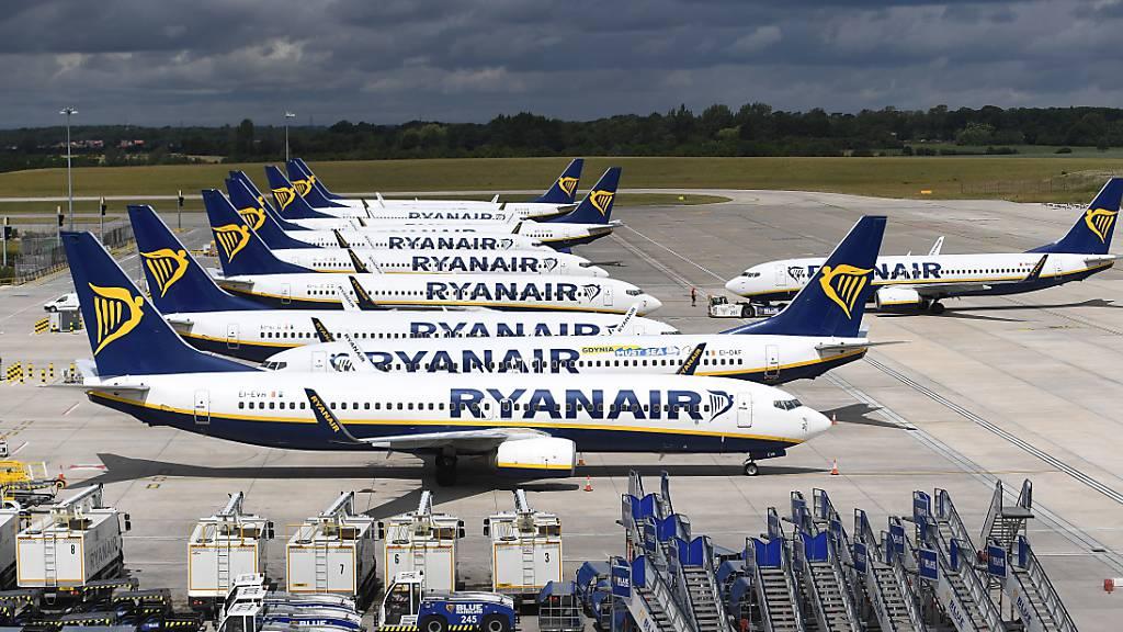 Ryanair verspricht Ticketerstattungen bis Ende Juli
