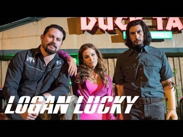 Trailer zu Logan Lucky (Englisch)
