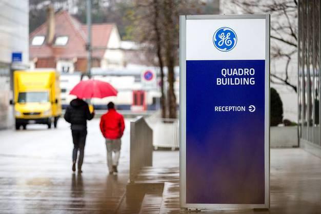 General Electric baut im Aargau 1200 Stellen ab. Doch der Standort Oberentfelden bleibt vorerst erhalten.