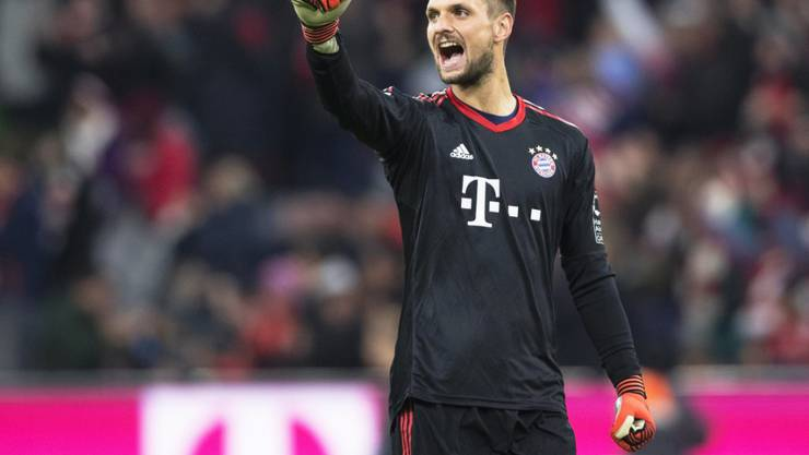 Glänzt derzeit mit starken Leistungen: Bayerns Goalie Sven Ulreich