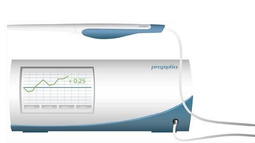Das Messgerät von Pregnolia soll das Risiko von Frühgeburten senken