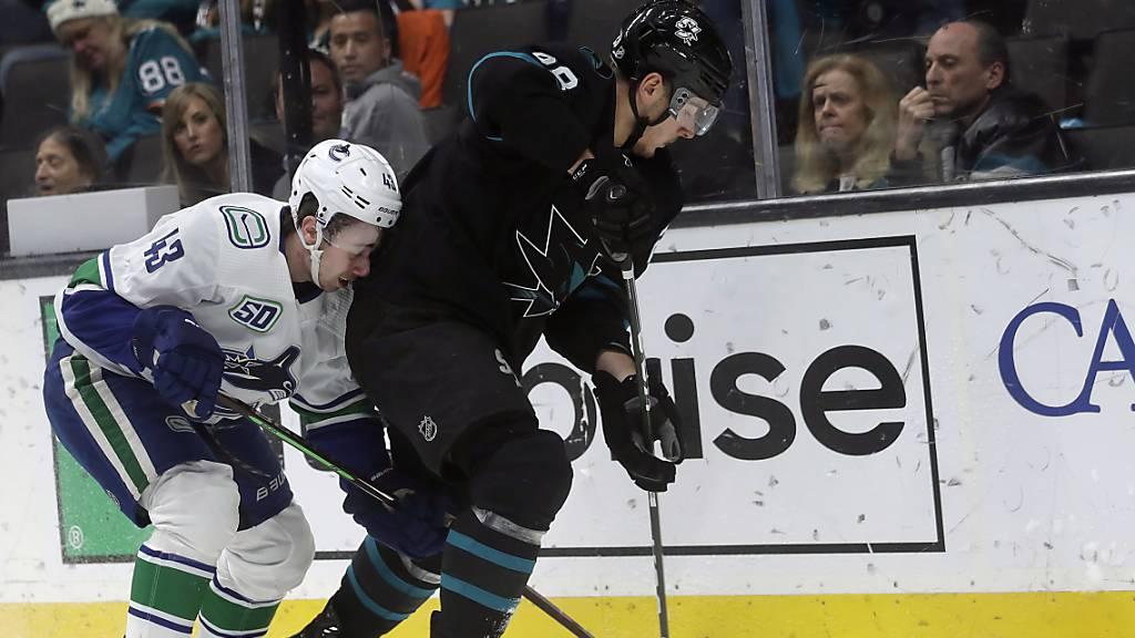 Schweizer Krisenbewältigung in der NHL