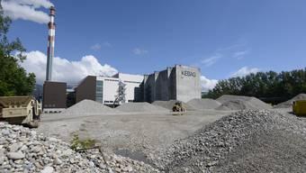 Die bisherige Anlage der Kebag hat bald ausgedient und soll ersetzt werden.