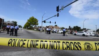 Polizei erschiesst Afro-Amerikaner in der Nähe von Ferguson