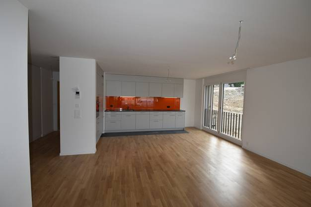 So sieht es in den neuen Wohnungen der Siedlung Heidenkeller in Urdorf von innen aus.