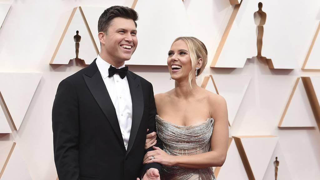 Scarlett Johansson und Colin Jost sind Eltern geworden