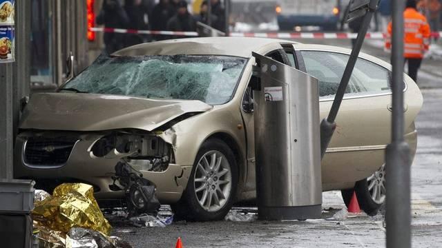 Gegen den Fahrer dieses Autos wurde ein Strafverfahren eröffnet