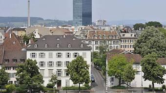 Der KantonBasel-Stadt erhält von Zuzügern gute Noten. Dennoch ziehen viele von ihnen wieder früher aus dem Stadtkanton weg als in früheren Jahren. (Archiv)