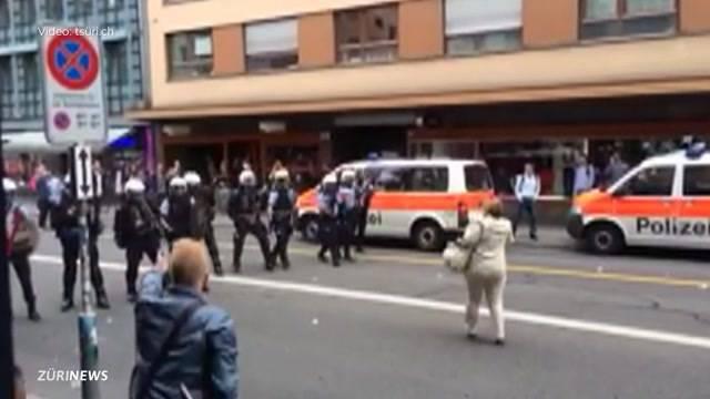 Demo-Opfer nimmt Stellung zum Polizeieinsatz