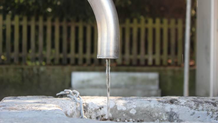 Trinkwasser-Brunnen