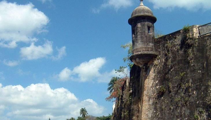 Die Festung «El Morro»