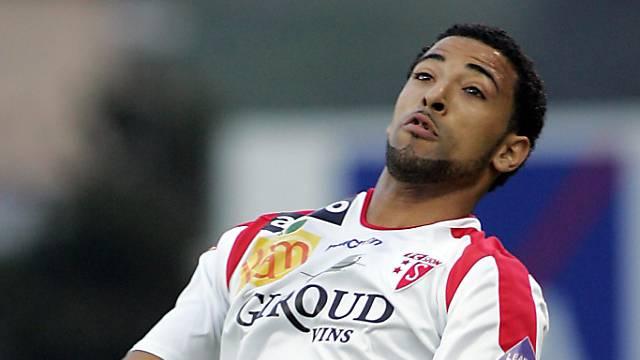 Carlitos ab kommender Saison wieder im Dress des FC Sion (Archiv)