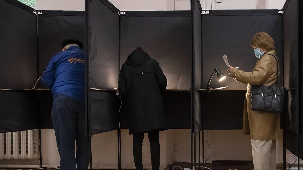Konservative führen bei Parlamentswahl in Litauen