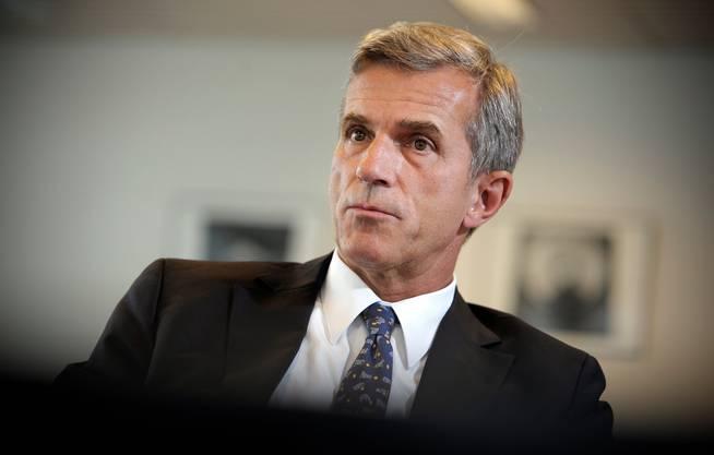 Thomas Zeltner, ehemaliger Direktor des Bundesamtes für Gesundheit.