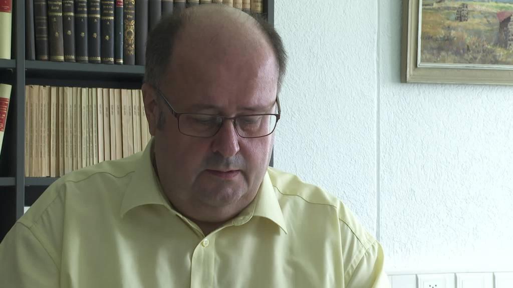 Werner Ritter wehrt sich gegen Spitalstrategie
