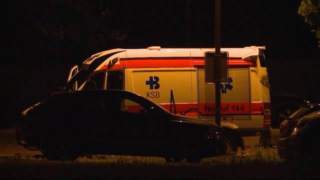 Gefängnisbrand in Lenzburg
