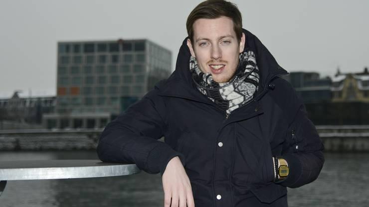 Manuel Liniger alias Manillio tauft am Freitagabend im Kofmehl sein zweites «richtiges» Album.