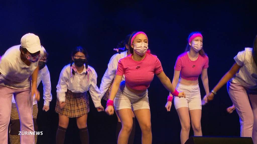 Züri Dance Awards 2021: 27 Schulklassen zeigen ihr Können im Volkshaus