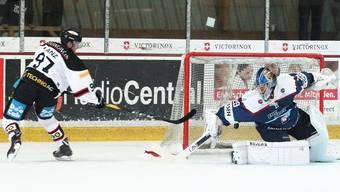 Der EHC Basel gewinnt gegen den EHC Seewen.
