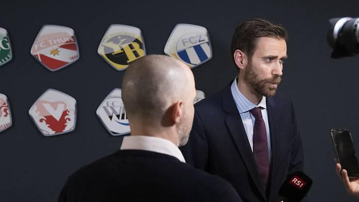 SFL-Geschäftsführer Claudius Schäfer wird heute verkünden, was die 20 Klubs entschieden haben