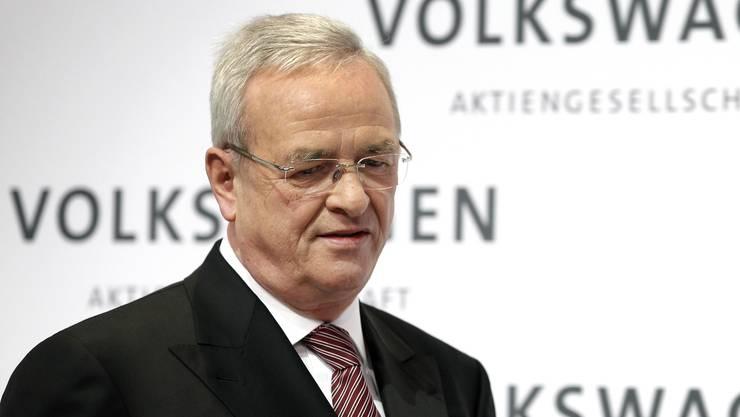 VW-Chef Martin Winterkorn zieht die Konsequenzen aus dem Abgas-Skandal und tritt zurück.
